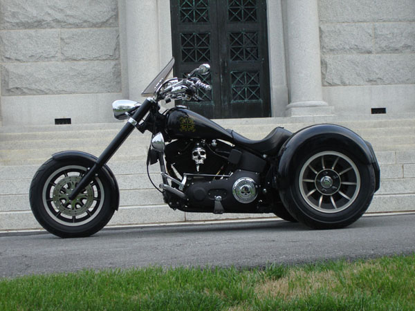 SOFTAIL TRIKE KIT